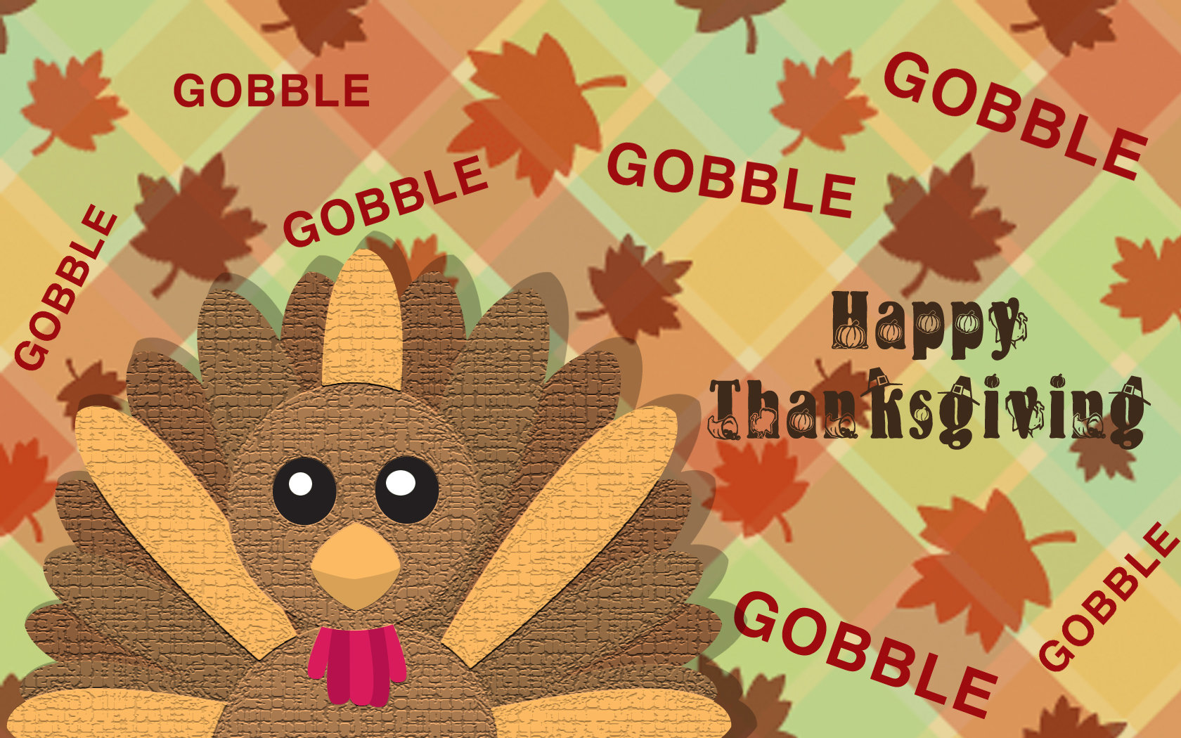 Download hd 1680x1050 Thanksgiving PC background ID:144676 for free