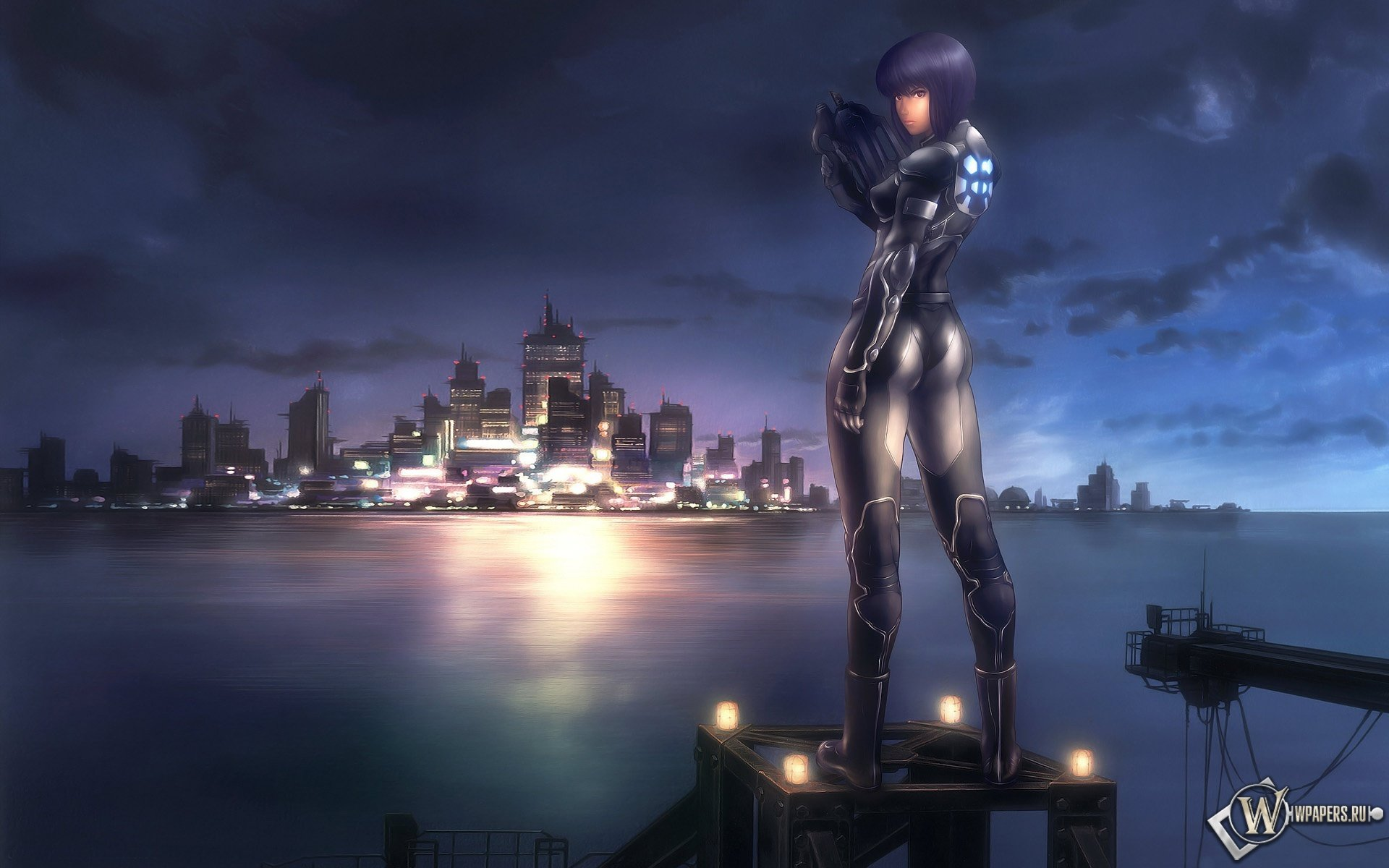 Awesome Ghost In The Shell free background ID:441979 for hd 1920x1200 PC