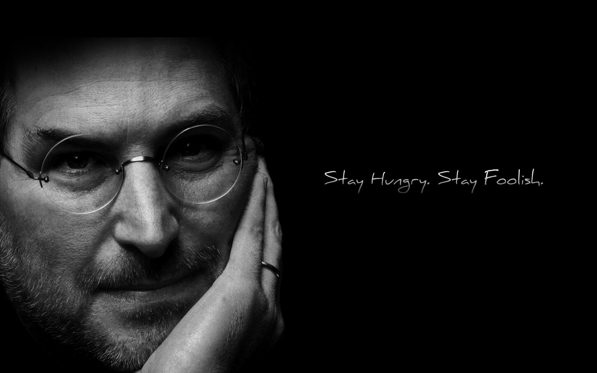 High resolution Steve Jobs hd 1920x1200 wallpaper ID:62587 for desktop