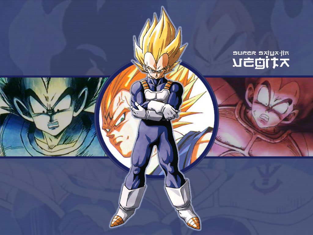 Awesome Vegeta (Dragon Ball) free background ID:461892 for hd 1024x768 desktop