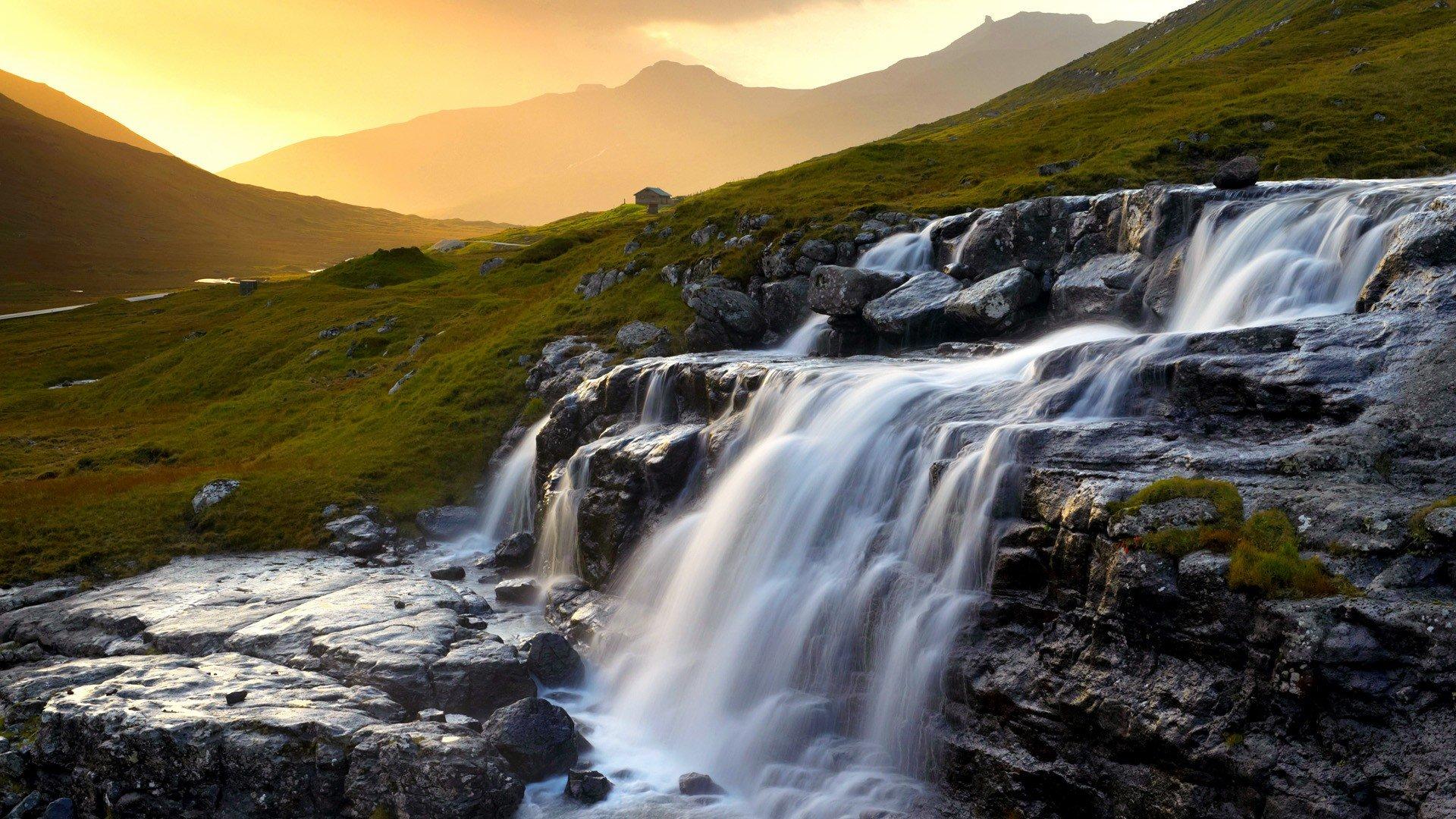 Free Download Waterfall Wallpaper ID107011 Hd 1920x1080 For Desktop