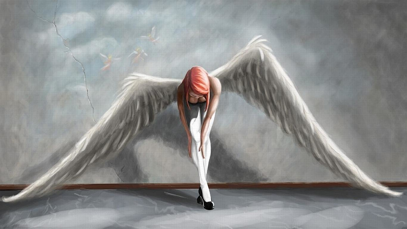 Best Angel background ID:7297 for High Resolution laptop computer