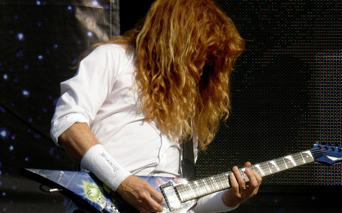 Free Megadeth high quality background ID:123350 for hd 1152x720 PC