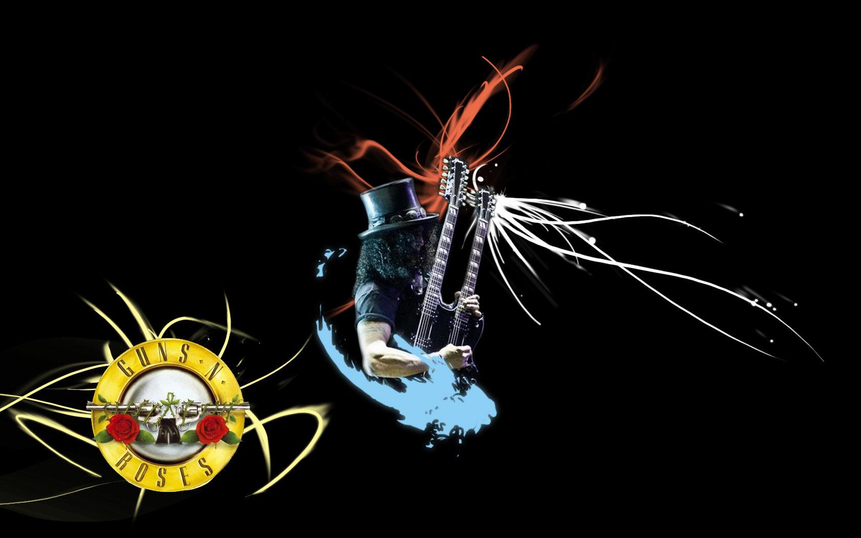 Download Hd 1680x1050 Guns N Roses Desktop Wallpaper Id 256850