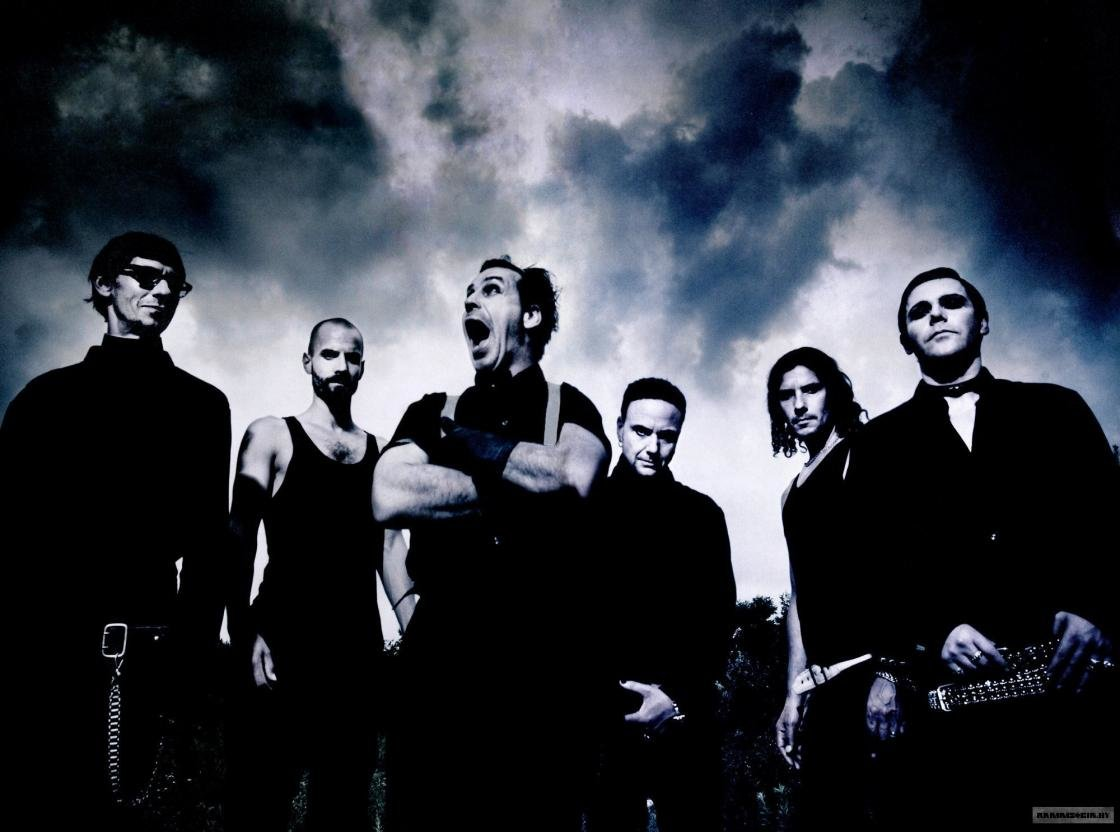 Free Rammstein high quality background ID:26383 for hd 1120x832 PC