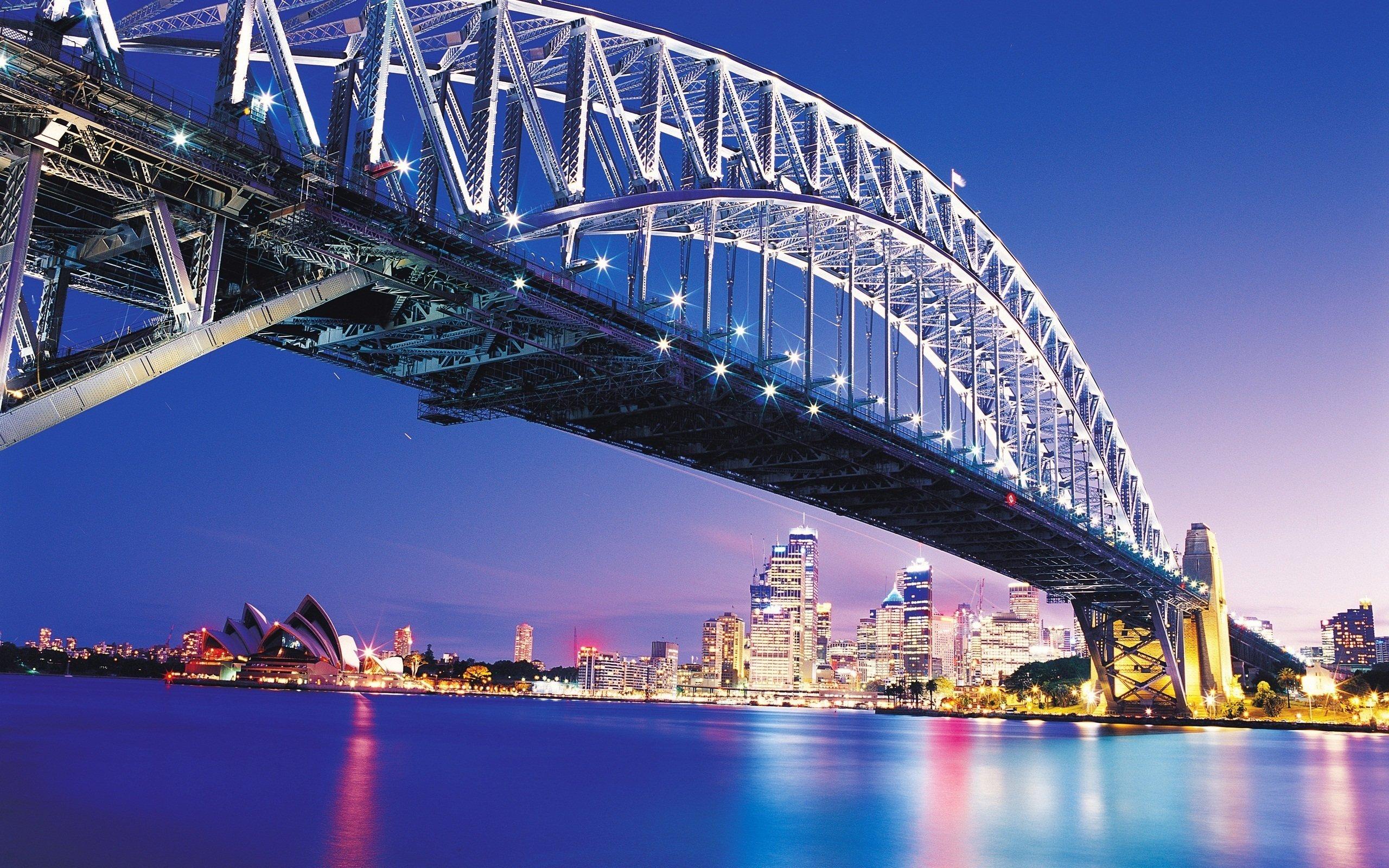 Sydney harbour bridge wallpapers hd for desktop backgrounds download hd 2560x1600 sydney harbour bridge computer background id484897 for free altavistaventures Choice Image