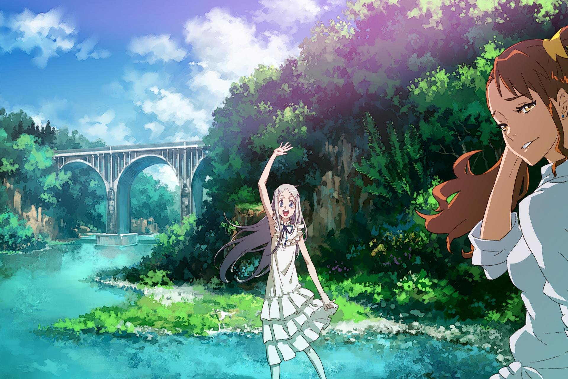 Download hd 1920x1280 Anohana desktop wallpaper ID:382152 for free