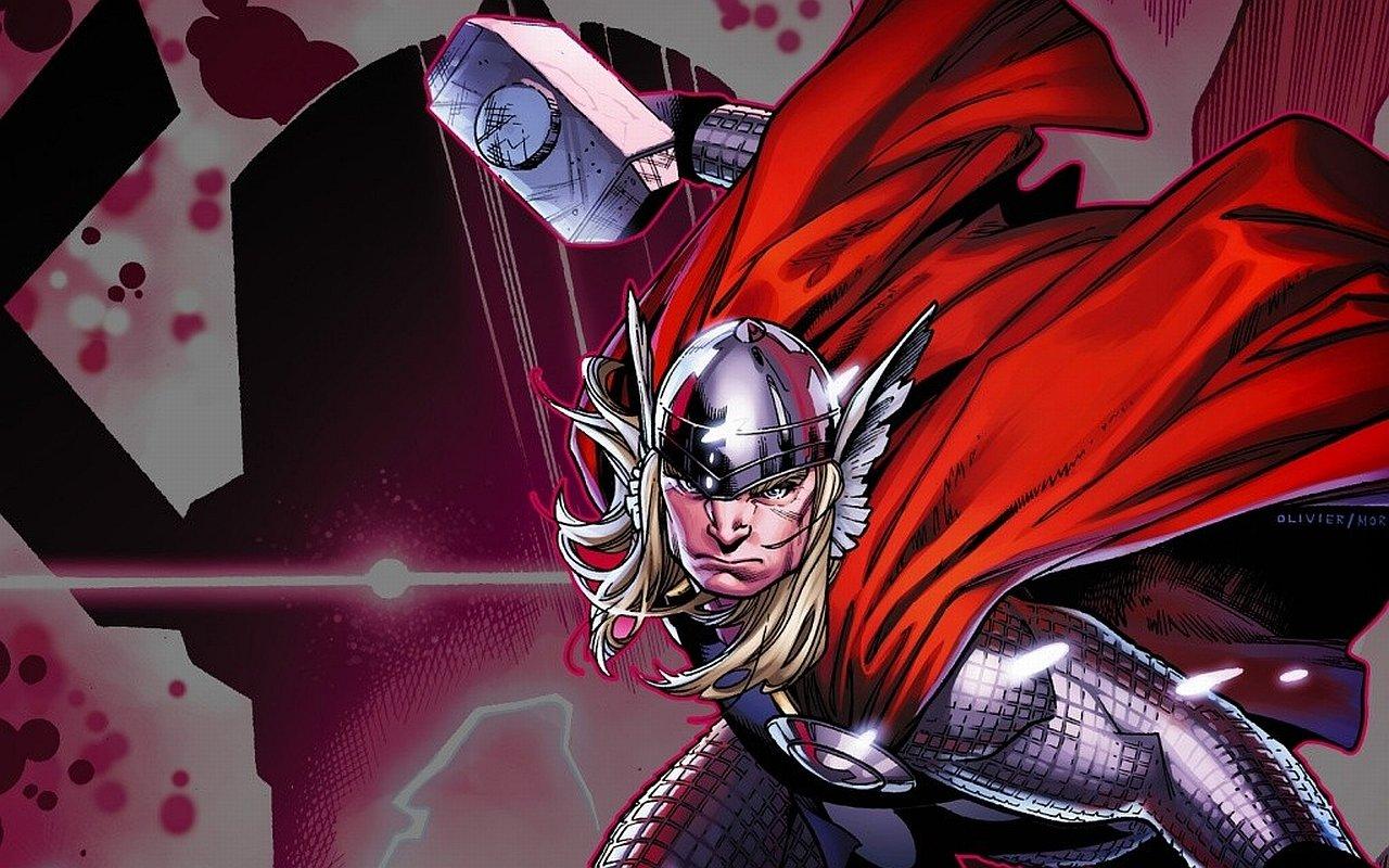 Thor comics wallpapers 1280x800 desktop backgrounds - Thor art wallpaper ...