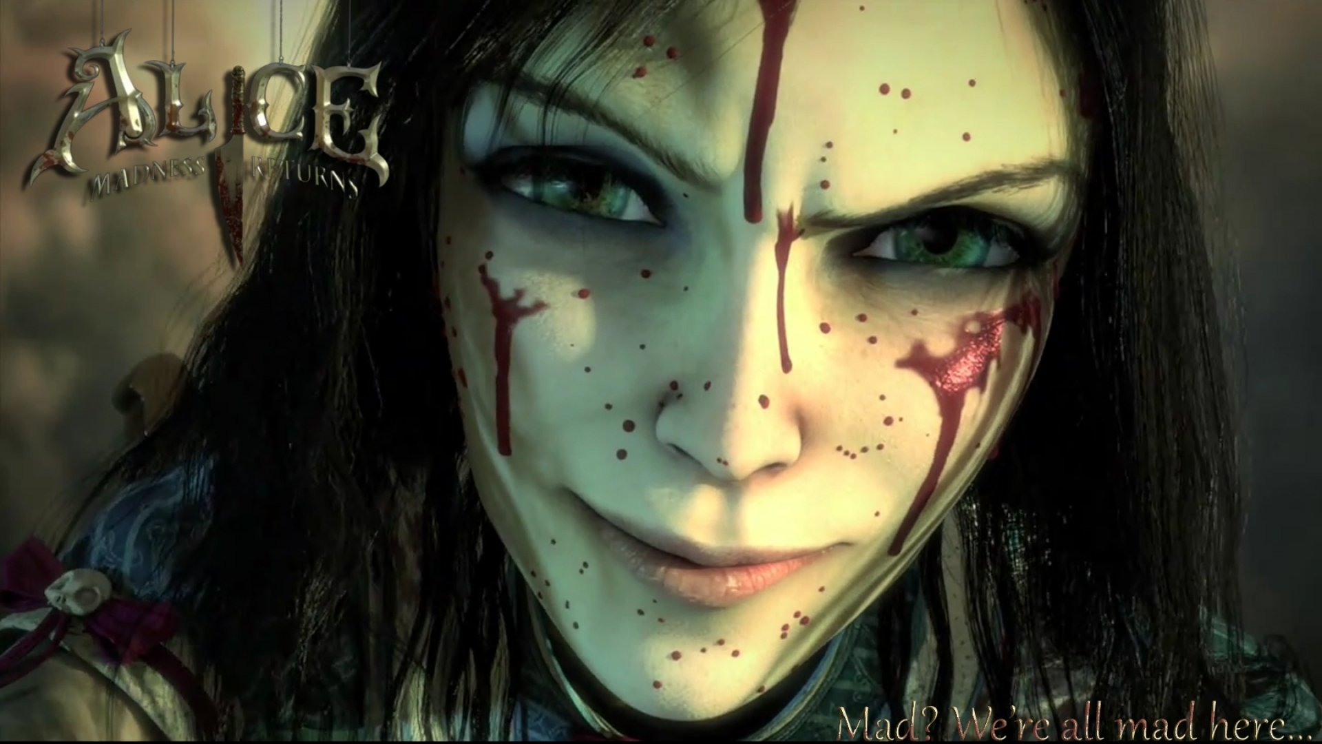 Free download Alice: Madness Returns wallpaper ID:27528 full hd 1920x1080 for PC