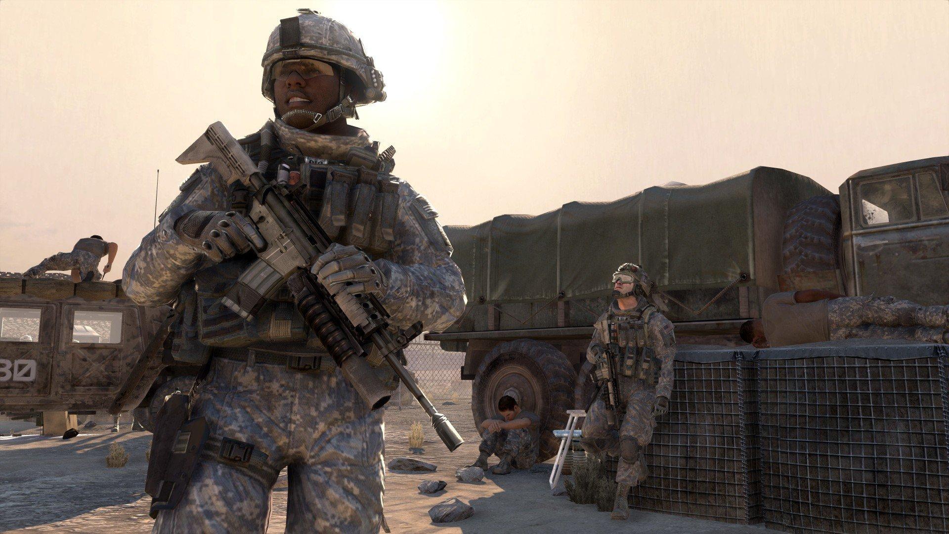 Download Full Hd 1080p Call Of Duty Modern Warfare 2 Mw2