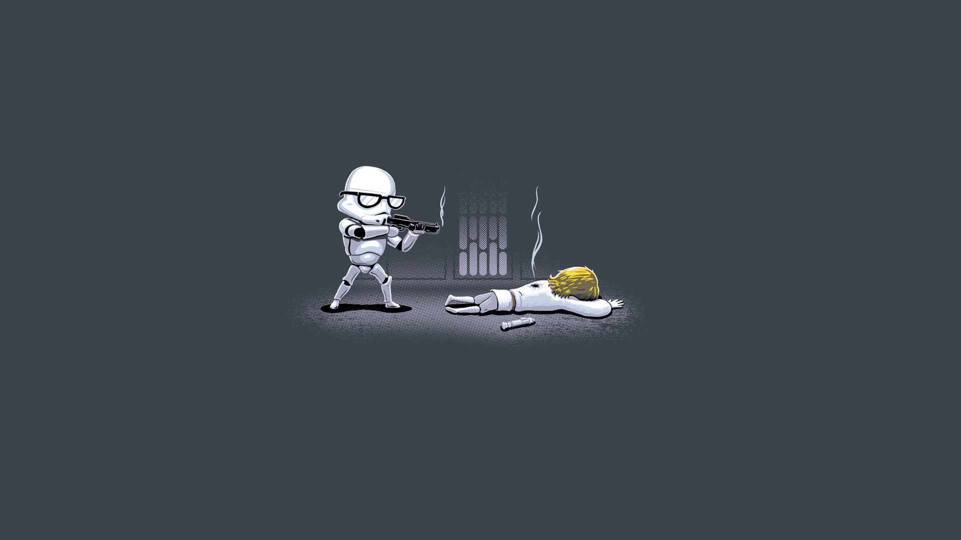 Free Funny Star Wars high quality background ID:376030 for hd 1080p PC