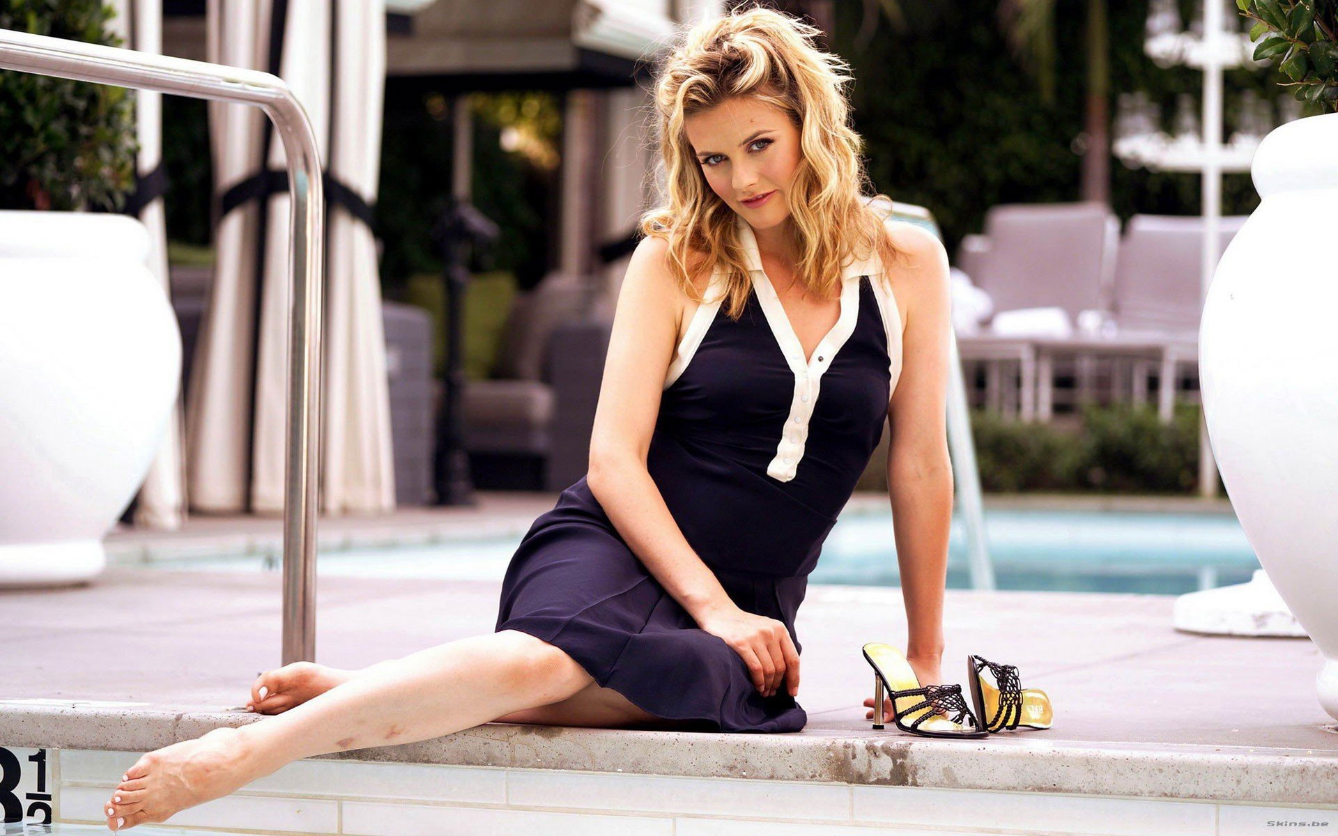 Free Download Alicia Silverstone Wallpaper Id214844 Hd