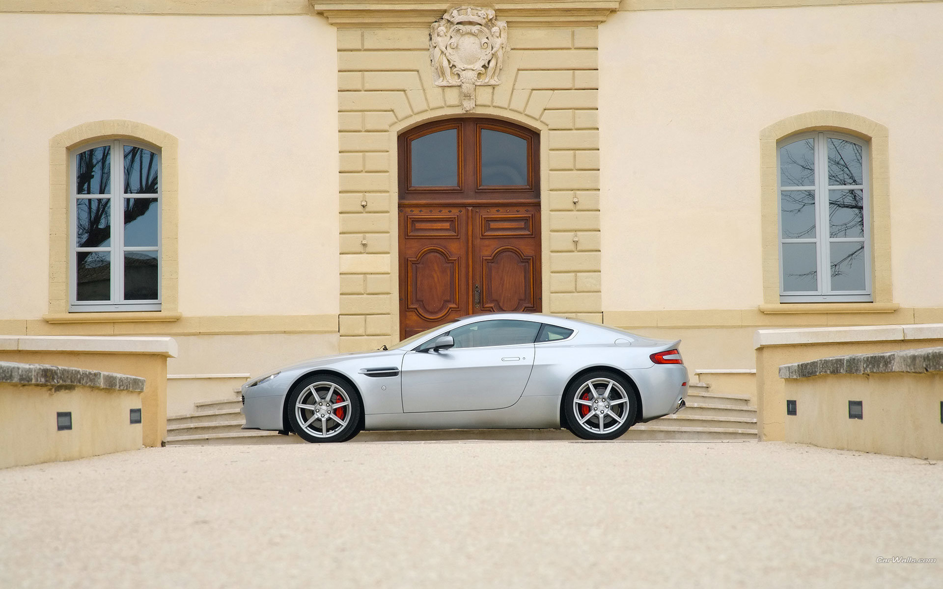 Free Aston Martin V8 Vantage high quality background ID:326453 for hd 1920x1200 PC