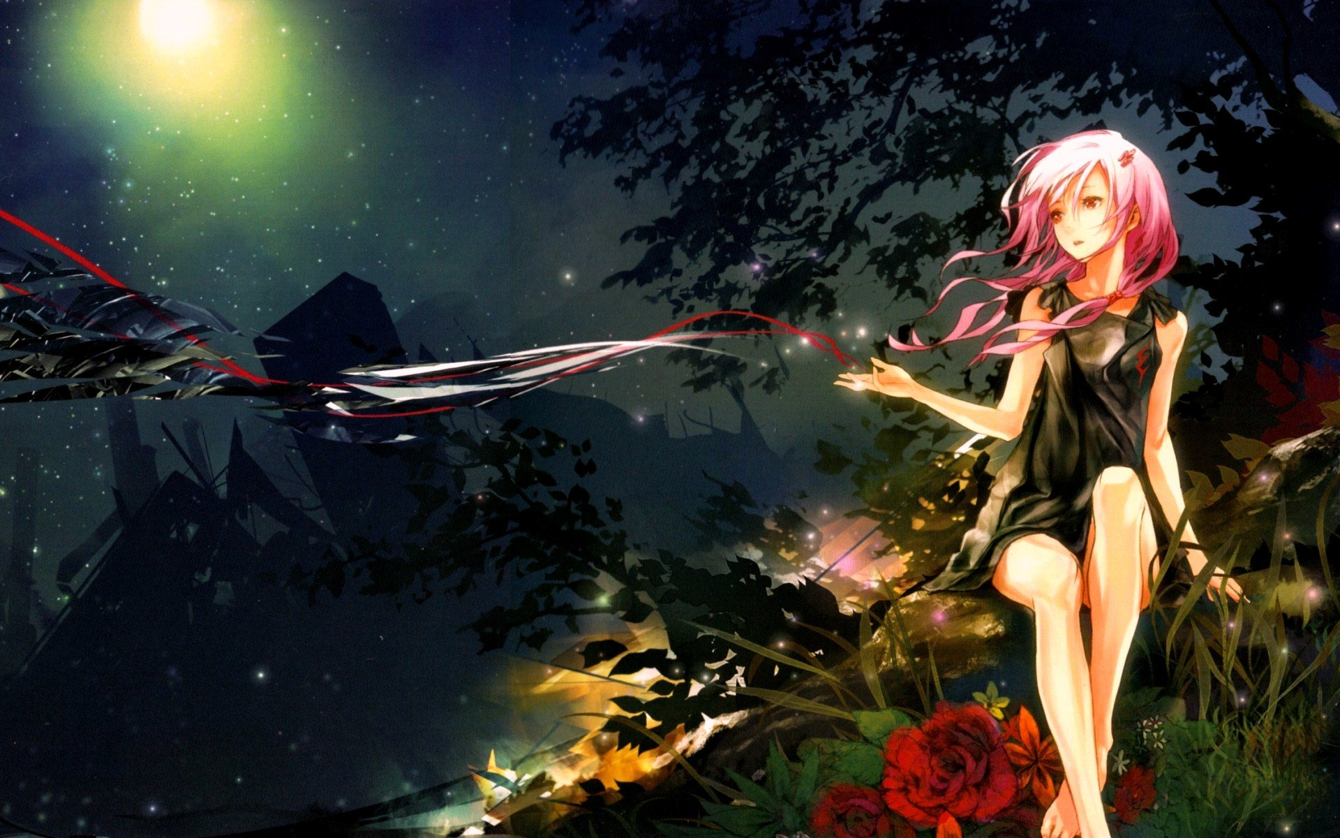 High resolution Guilty Crown hd 1920x1200 wallpaper ID:254394 for computer