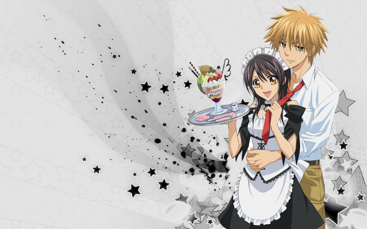 Best Maid Sama! background ID:19128 for High Resolution hd 1280x800 PC