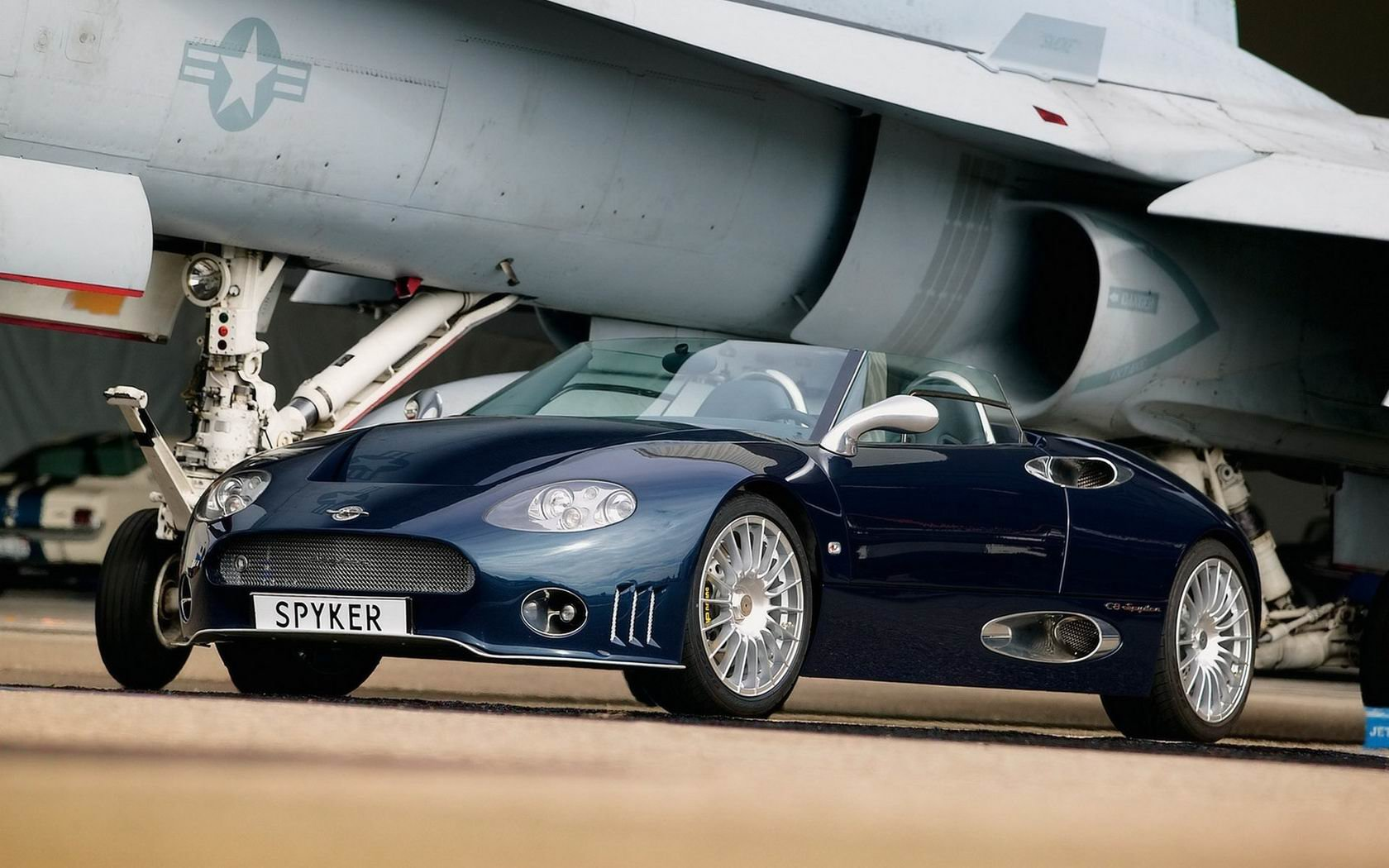 Free download Spyker background ID:433262 hd 1680x1050 for PC