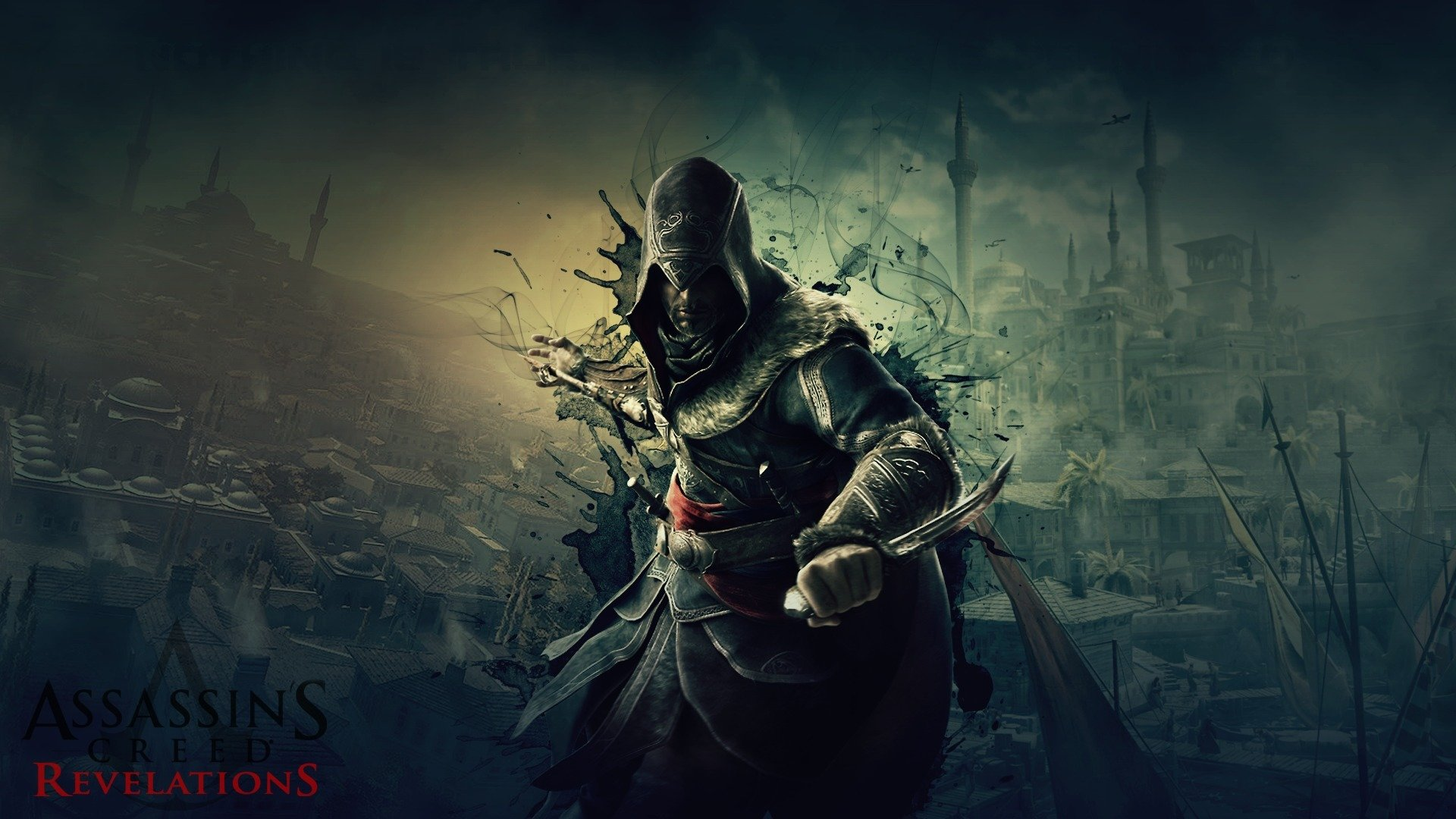 Assassin S Creed Revelations Wallpapers 1920x1080 Full Hd 1080p