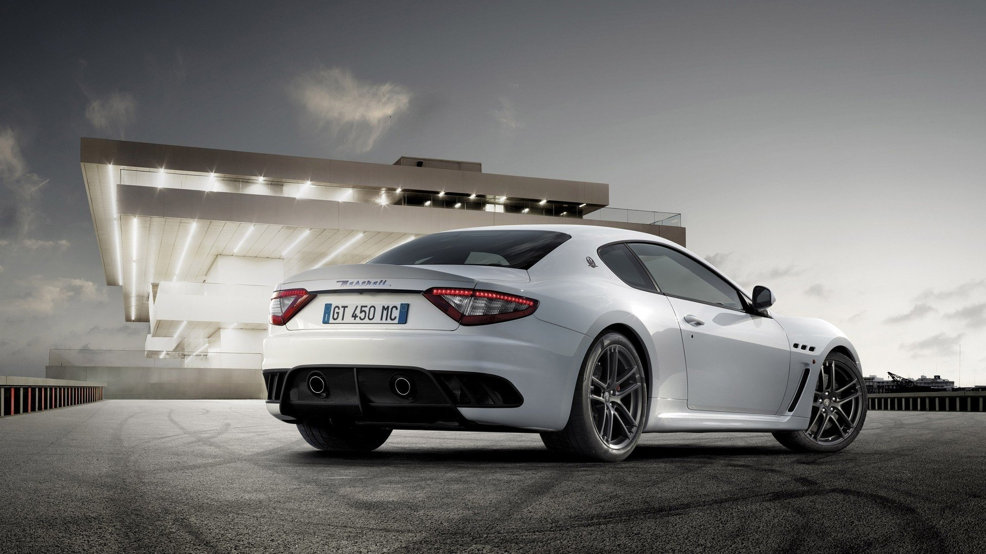 Free Maserati high quality wallpaper ID:398966 for hd 1080p PC