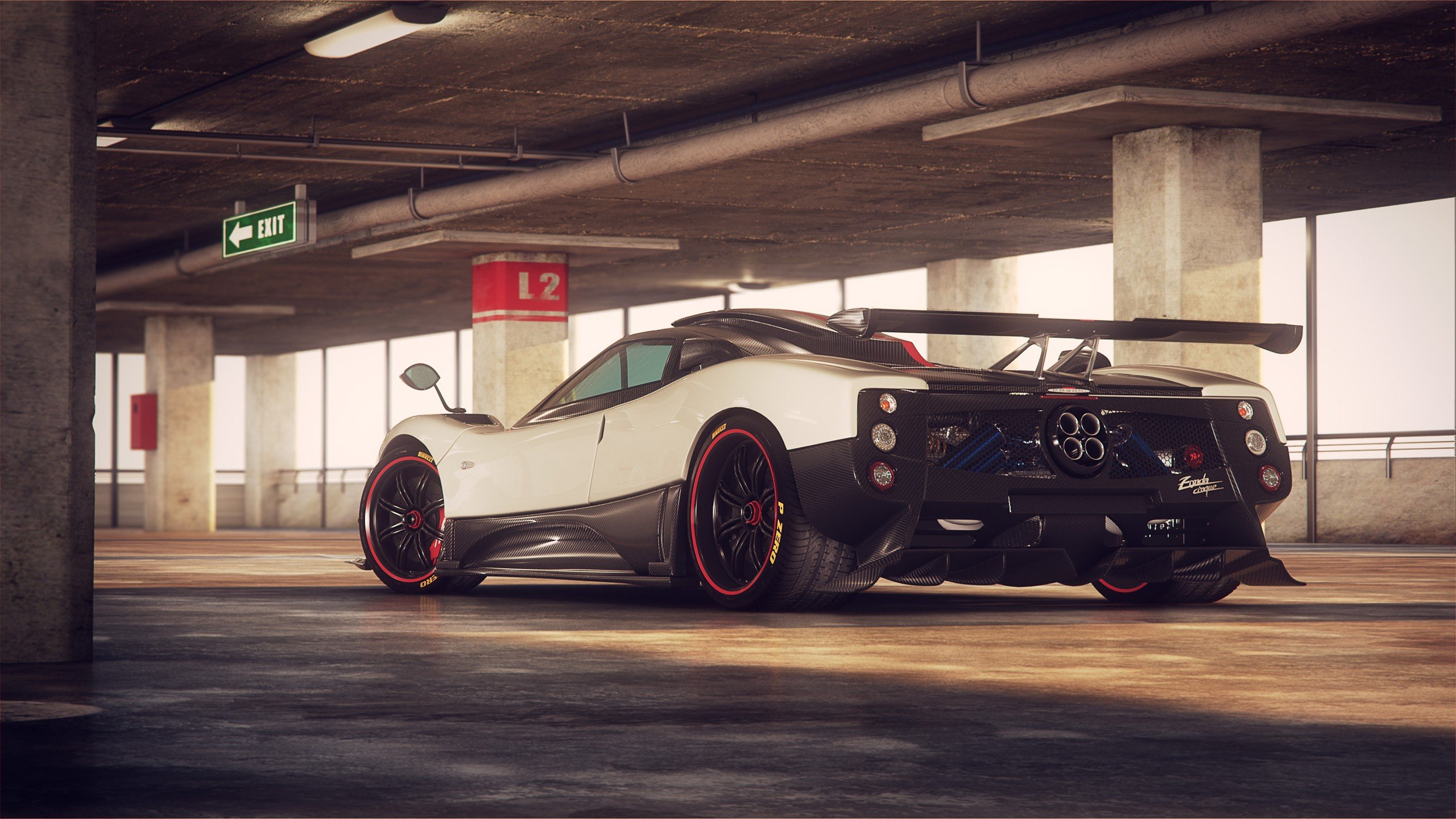 Awesome Pagani free background ID:141955 for hd 2560x1440 desktop
