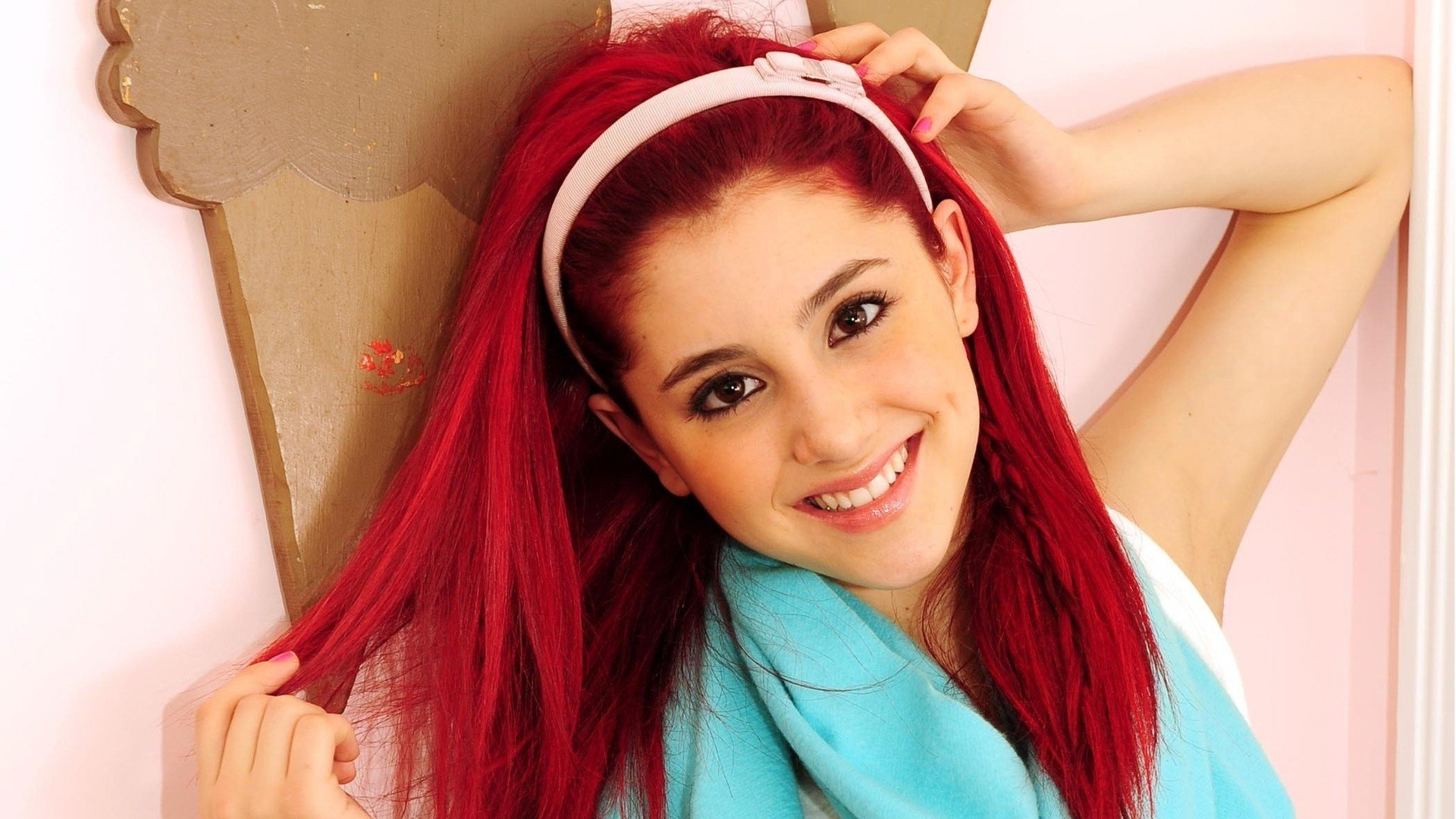 Download 1080p Ariana Grande desktop background ID:132259 for free
