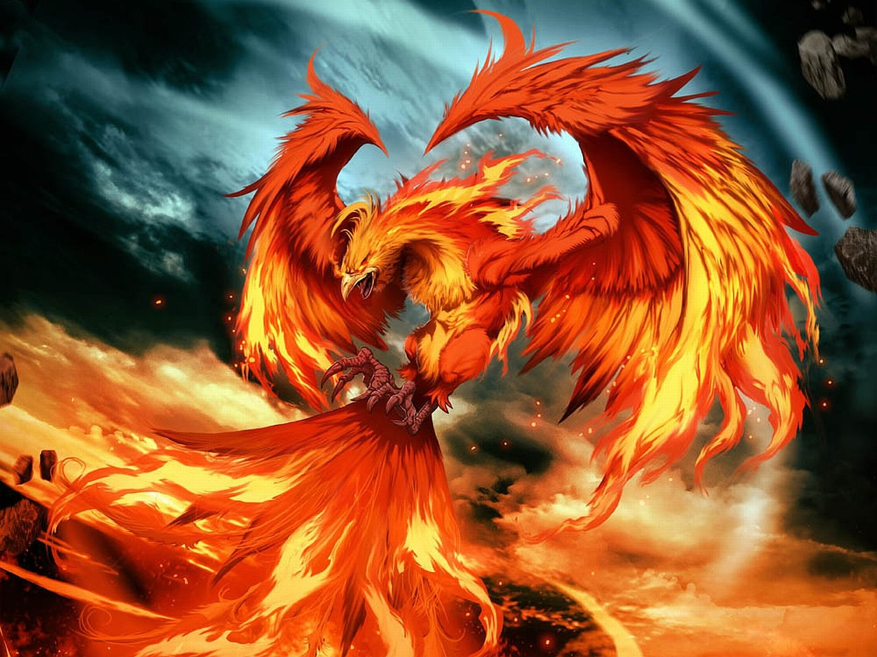 Free download Phoenix background ID:100465 hd 1280x960 for computer