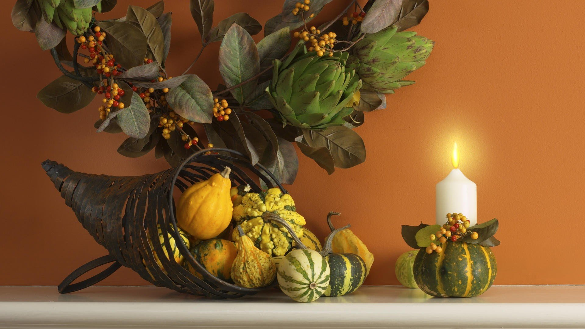 High resolution Thanksgiving hd 1920x1080 background ID:144658 for PC