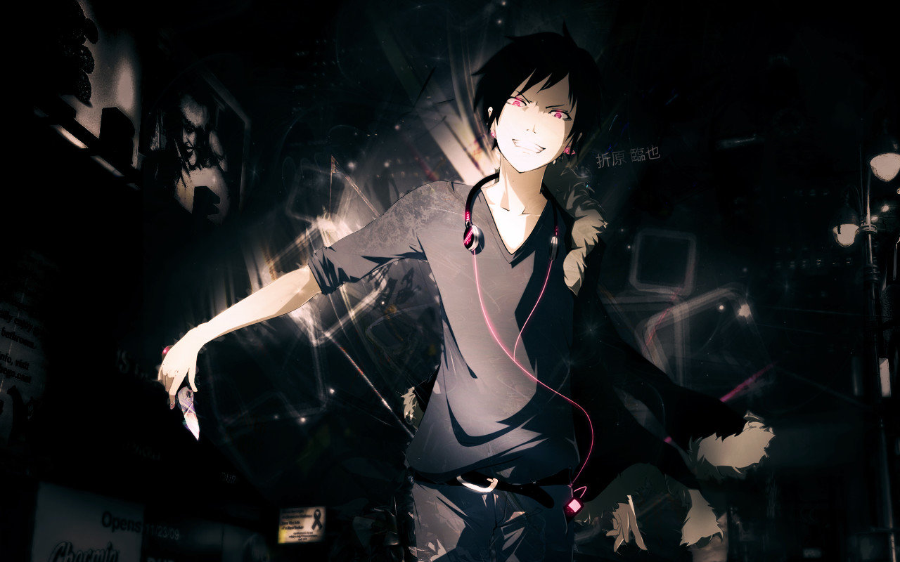 Awesome Izaya Orihara free background ID:321257 for hd 1280x800 desktop