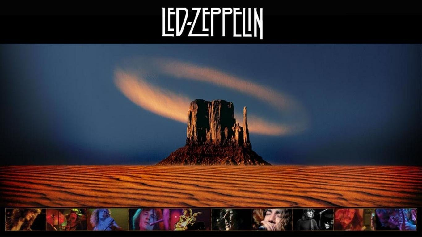 High Resolution Led Zeppelin Hd 1366x768 Wallpaper Id401651