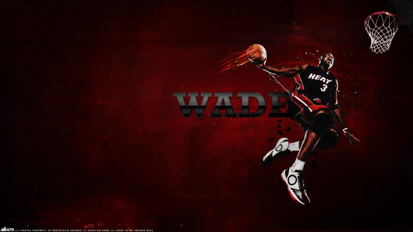 Best Miami Heat wallpaper ID:189035 for High Resolution 1366x768 laptop PC