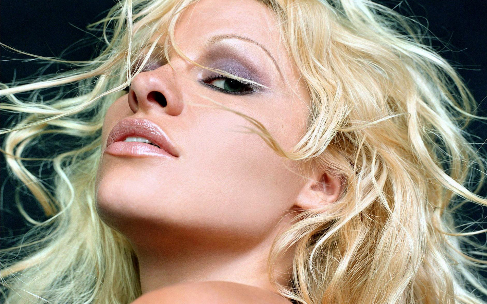 Download hd 1920x1200 Pamela Anderson desktop wallpaper ID:189509 for free