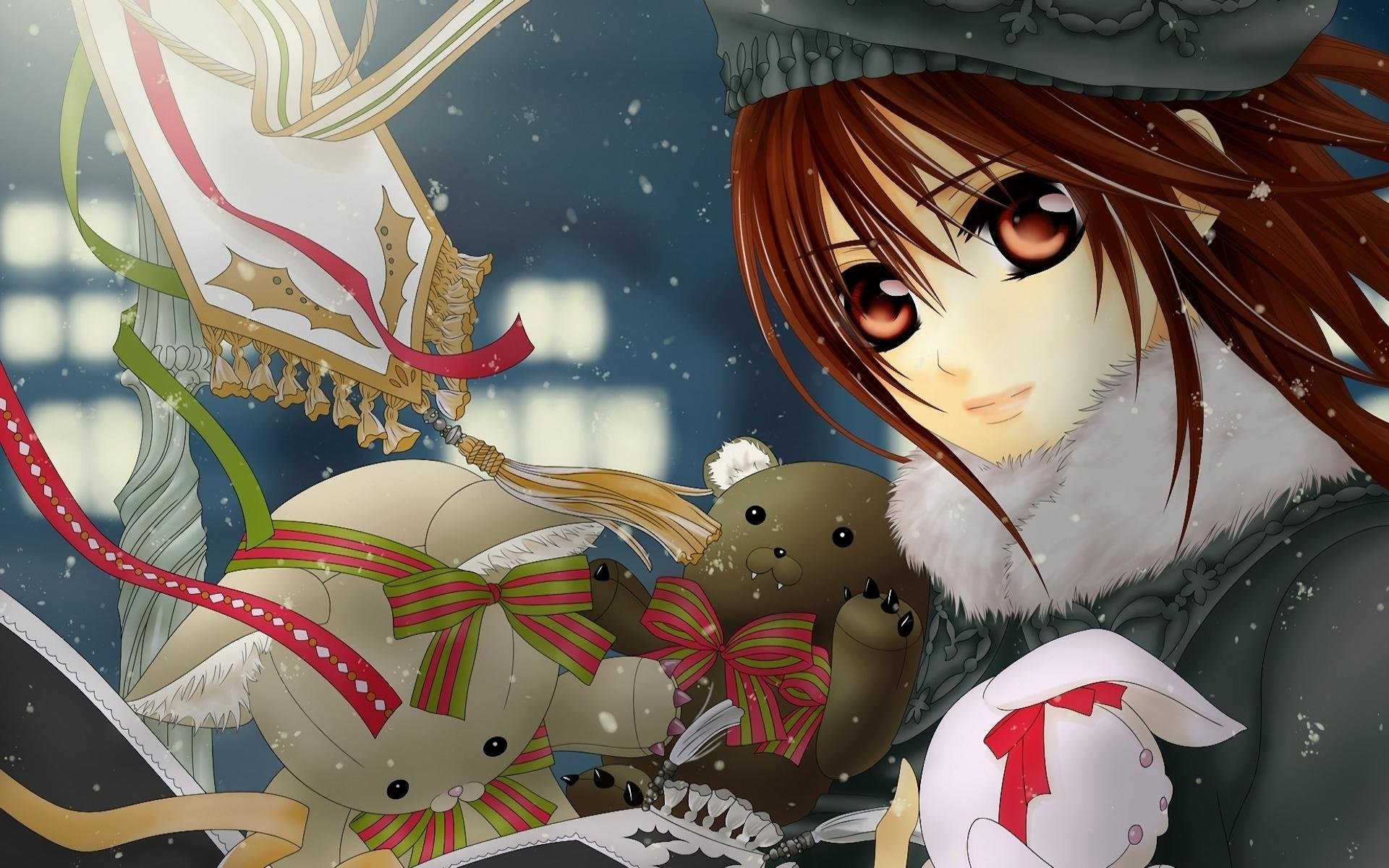 Best Vampire Knight wallpaper ID:390508 for High Resolution hd 1920x1200 desktop