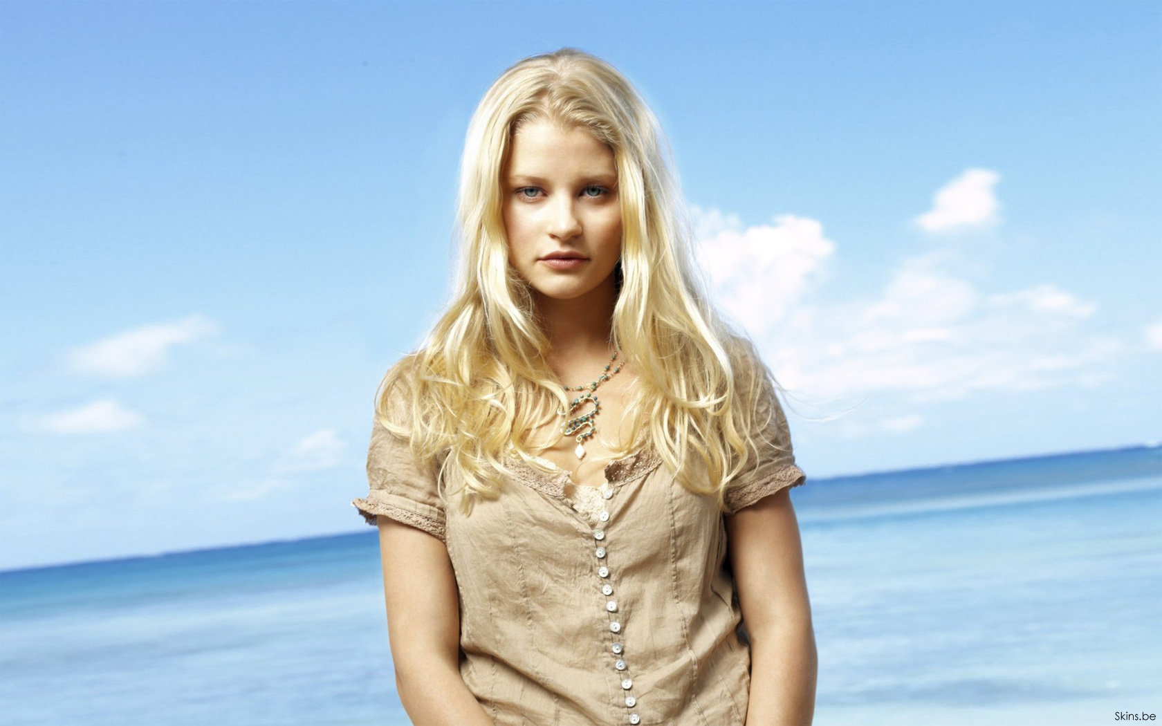 Free download Emilie De Ravin wallpaper ID:232249 hd 1680x1050 for PC
