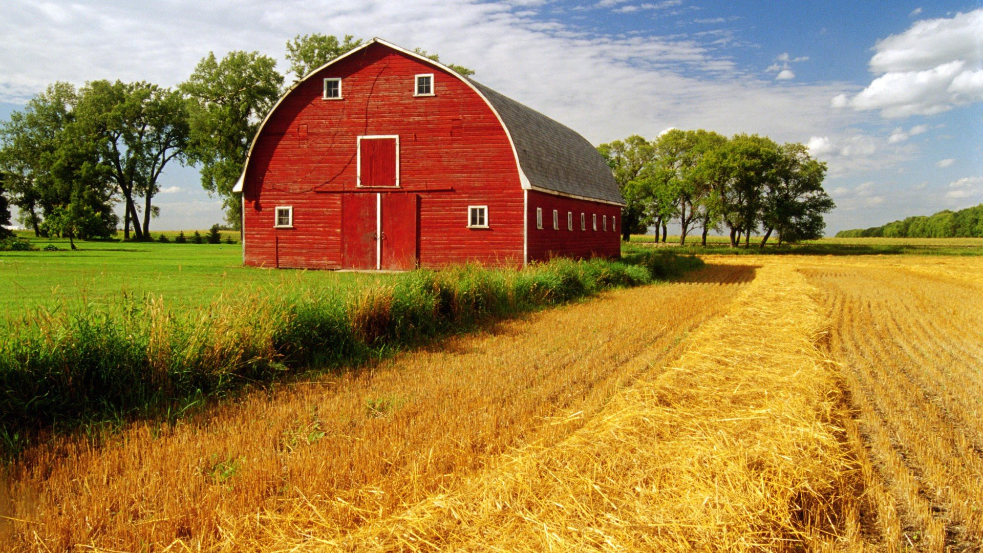 Free Download Barn Wallpaper ID494791 Hd 1920x1080 For PC