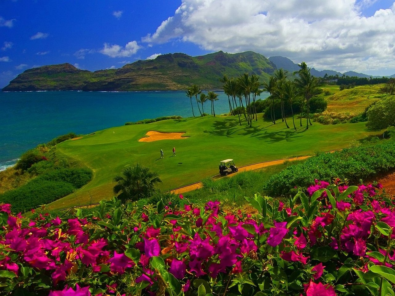 Best Golf Course Wallpaper Id 451023 For High Resolution Hd