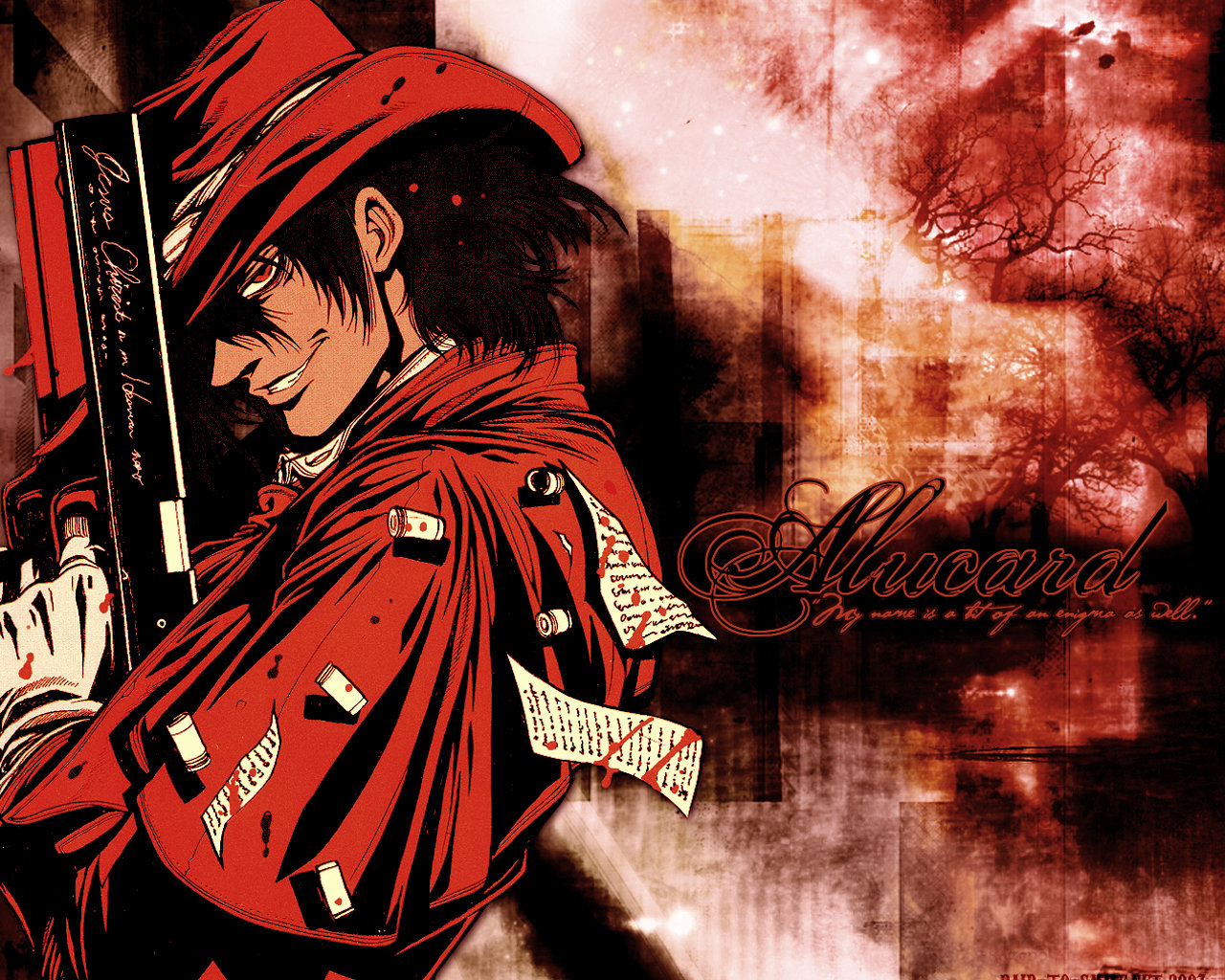 Awesome Hellsing free background ID:329757 for hd 1280x1024 computer