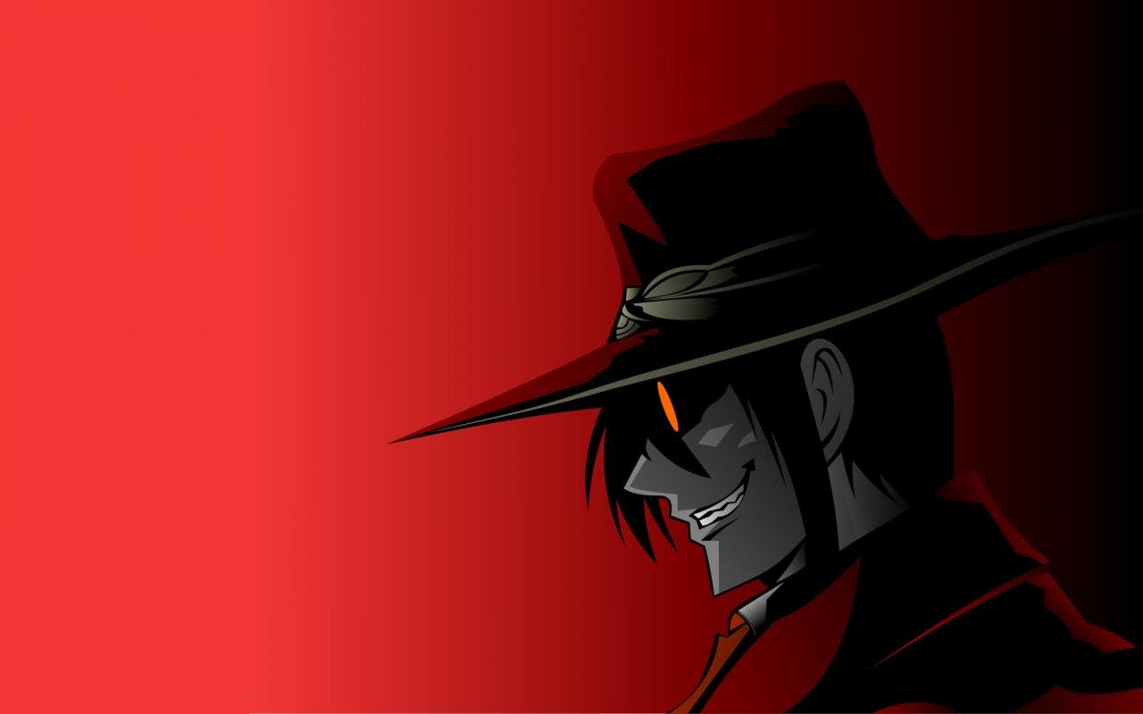 Awesome Hellsing free background ID:329751 for hd 1280x800 computer