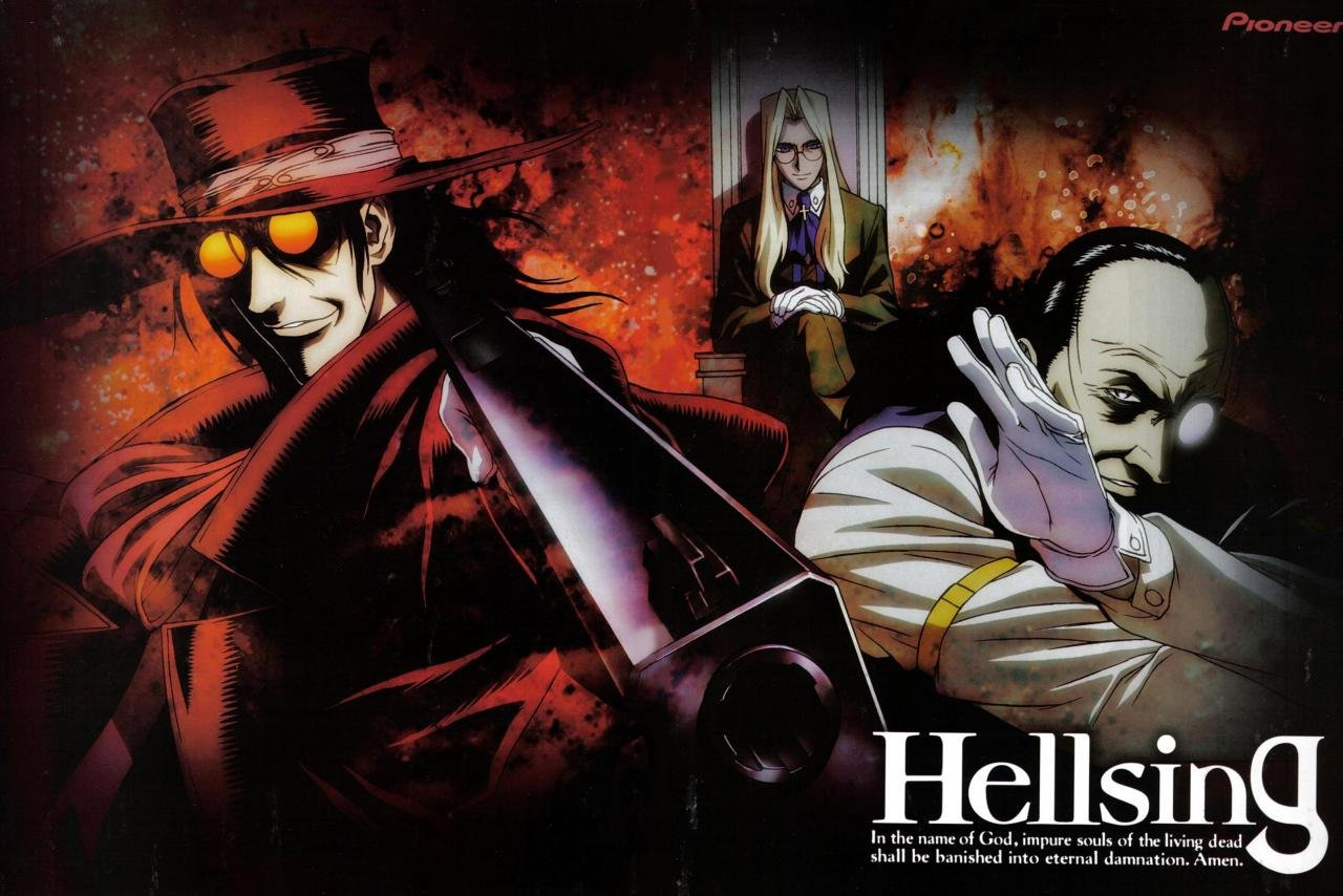 Free download Hellsing background ID:330072 hd 1280x854 for computer