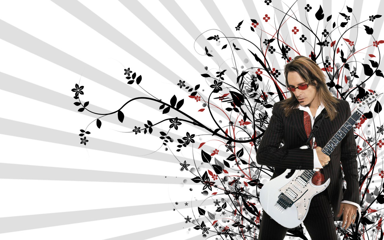 Steve Vai Wallpapers 1280x800 Desktop Backgrounds