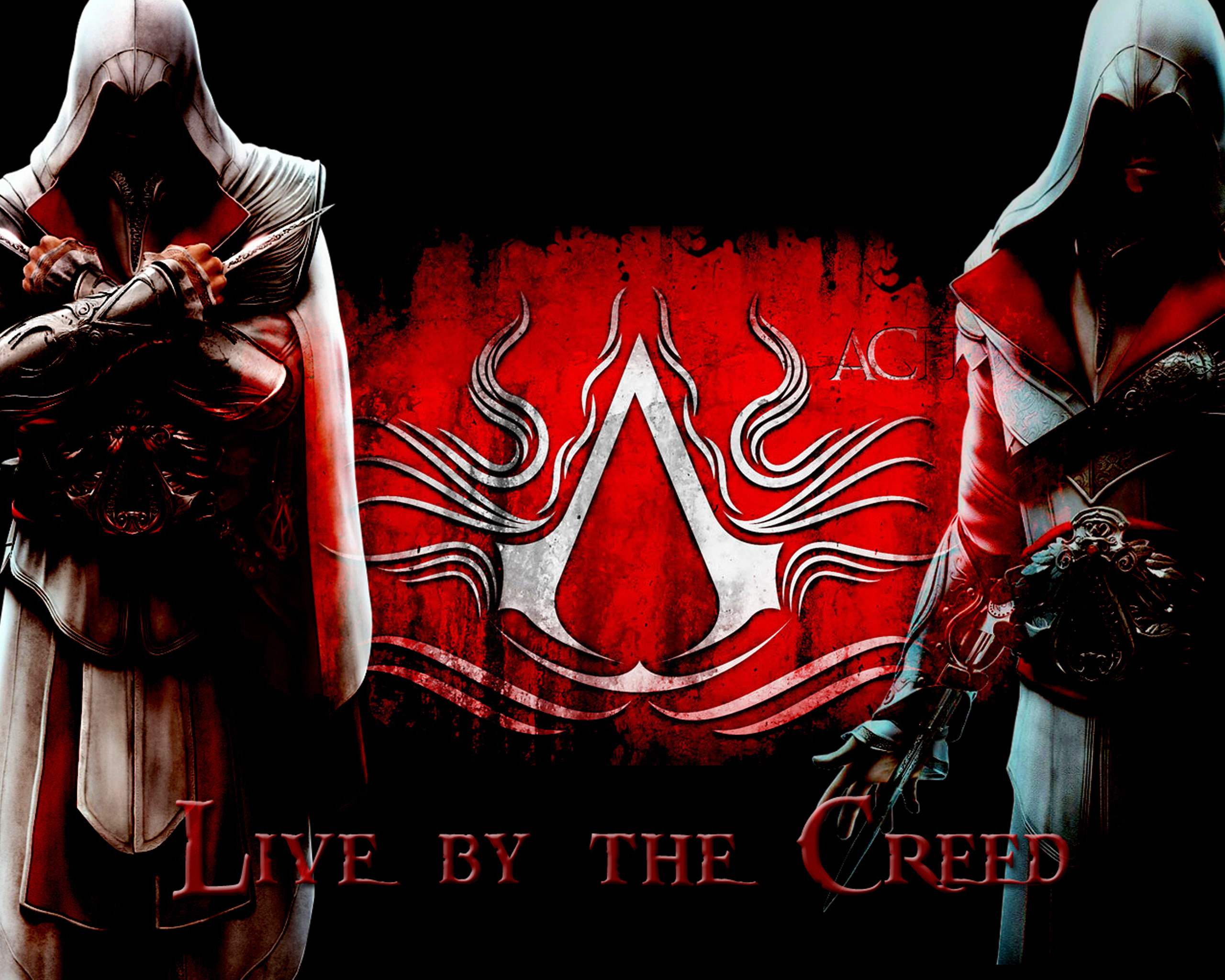 Best Assassin's Creed: Brotherhood wallpaper ID:452987 for High Resolution hd 2560x2048 PC