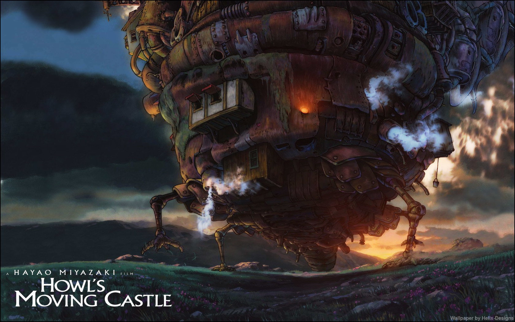 Best Howl's Moving Castle wallpaper ID:347882 for High Resolution hd 1680x1050 computer