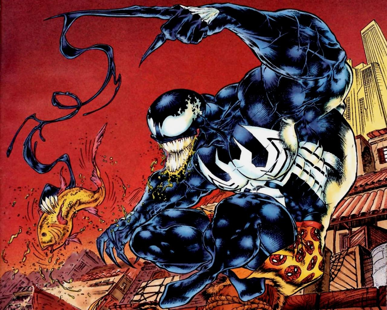Free download Venom wallpaper ID:25593 hd 1280x1024 for desktop