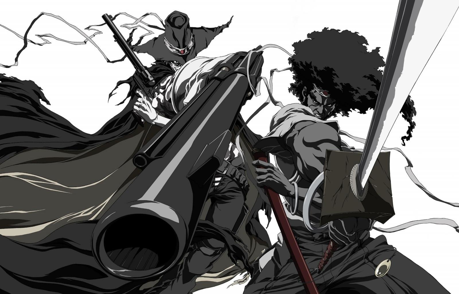 Download hd 1600x1024 Afro Samurai PC background ID:329144 for free