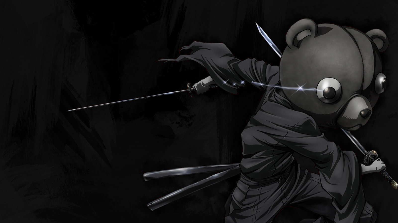 Download hd 1600x900 Afro Samurai desktop background ID:329122 for free