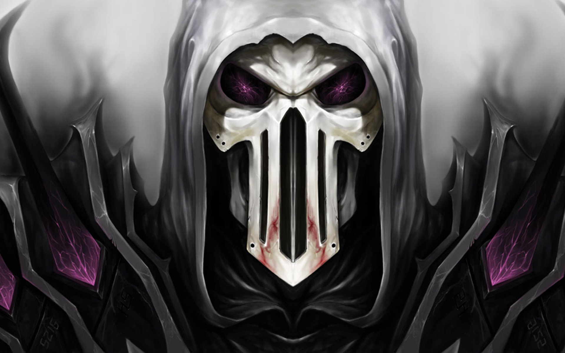 Best Darksiders 2 Ii Wallpaper Id466232 For High
