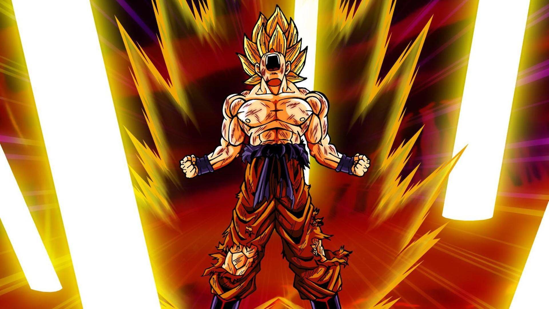 Best Goku background ID:462401 for High Resolution hd 1080p PC