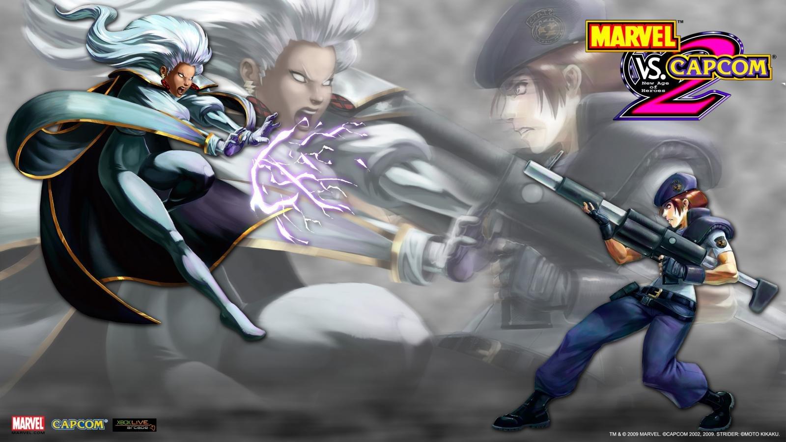 Download Hd 1600x900 Marvel Vs Capcom 2 Pc Background Id 142338