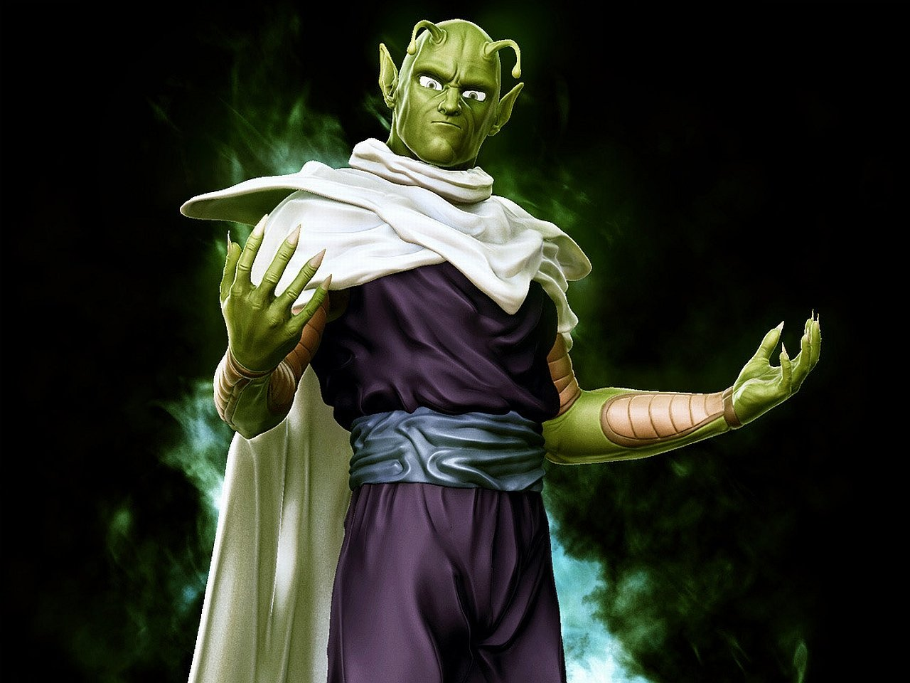 Best Piccolo (Dragon Ball) background ID:461850 for High Resolution hd 1280x960 desktop