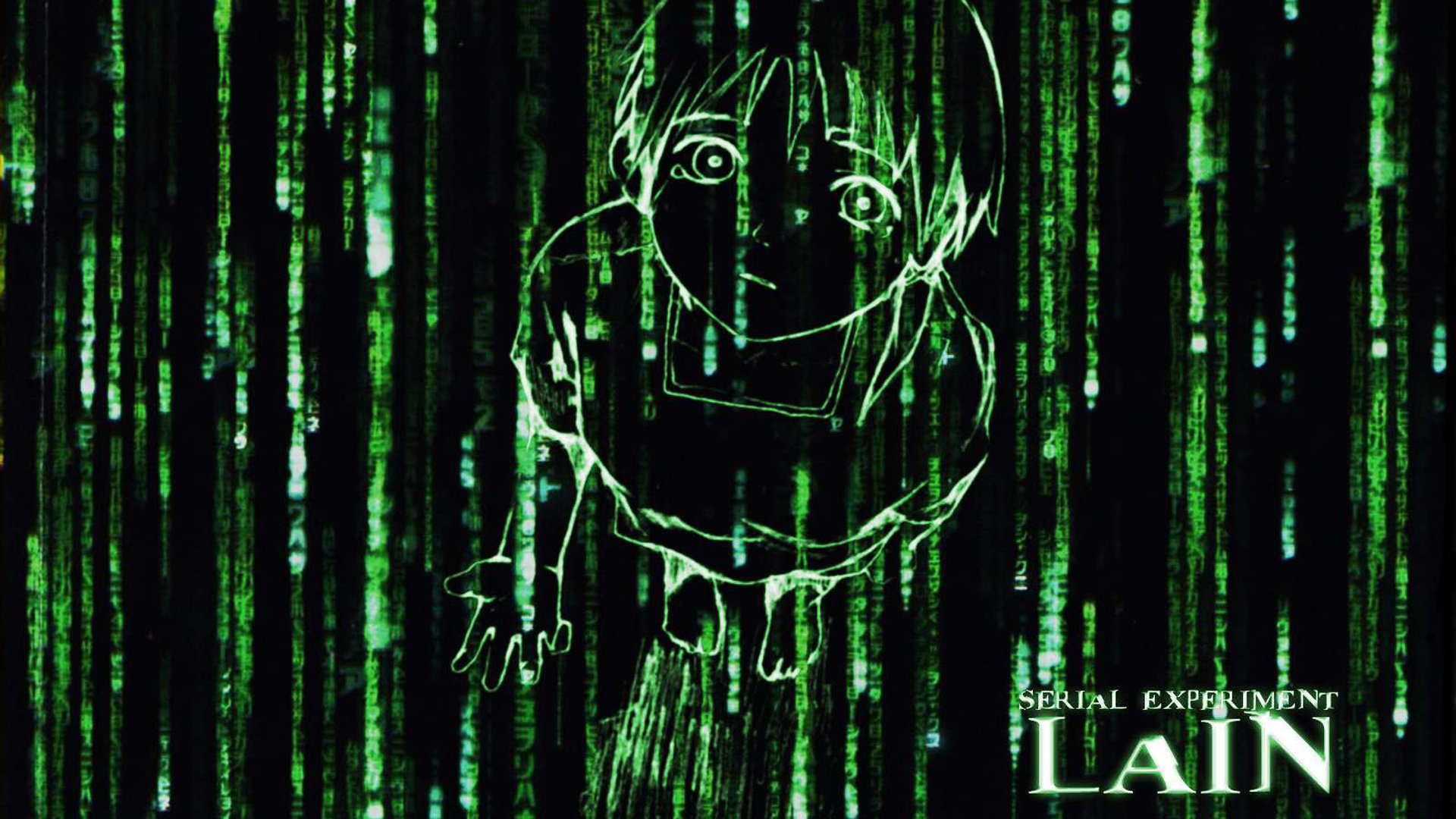 Download full hd 1920x1080 Serial Experiments Lain computer wallpaper ID:127924 for free