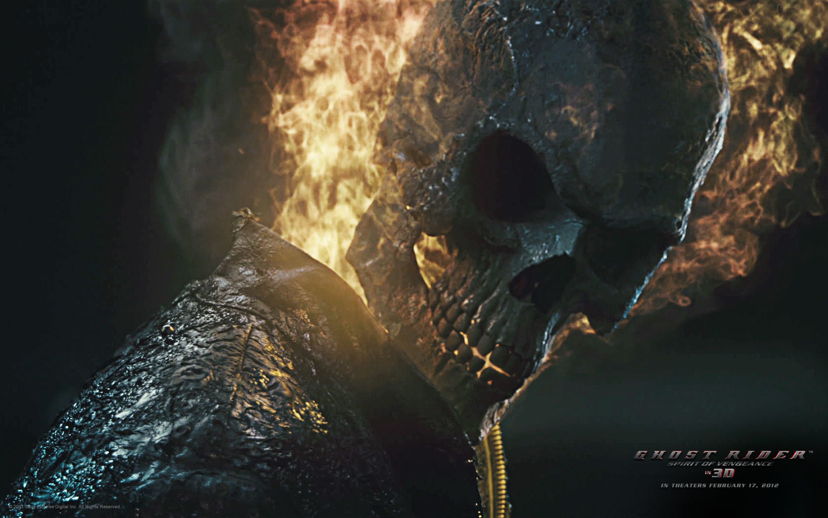 Ghost rider 2: spirit of vengeance (2012) preview | sci-fi movie.