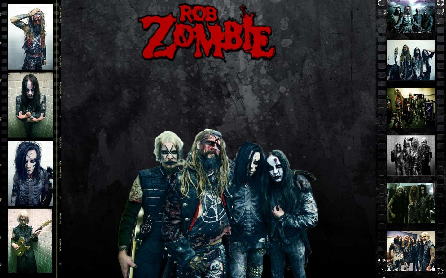 Download hd 1440x900 rob zombie desktop wallpaper id456962 for free voltagebd Images